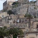 The Count's castle of Modica